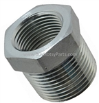 1/2 MPT x 3/8 FPT Steel Reducer Bushing 8.706-294.0