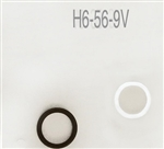 Snap-tite Quick Coupler O-ring Seal Repair Kit 8.706-712.0