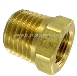 1 x 3/4 Brass Reducer Bushing 8.706-929.0