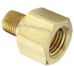 1/2 FPT x 1/2 MPT Brass Adapter 8.706-984.0