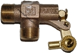 "8.707-302.0 Roberts 3/4"" Brass Float Valve"