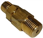 8.707-381.0 Pressure Washer Rupture Disk Relief Valve, 8500 PSI prevents thermal expansion within power washer coil