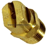 8.708-208.0 Brass Pressure Washer Detergent Nozzle 40 Degree Size 15.0