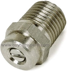 "0 Degree 1/4"" MPT High Pressure Nozzle Size 3.0, 8.708-572.0"