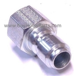 Foster 1/2 FPT Hardened Stainless Steel Quick Connect Plug 8.709-488.0