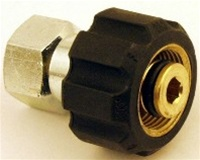 FemaleTwist Seal Coupler