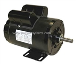 A.O. Smith Electric Motor 6 HP 3450 RPM 208 / 230 Volt Single Phase 8.709-808.0