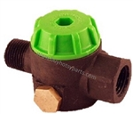 Green Cap Inline Water Filter 40 Mesh Screen 8.709-961.0