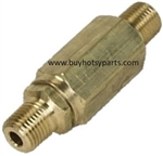 8.710-150.0 Inline high pressure rotating nozzle filter, 5500 PSI