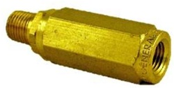 High Pressure Nozzle Filter Brass-1/4 FPT x 1/4 MPT