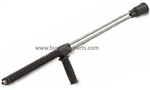 36 Inch Legacy Superlite Stainless Steel Dual Lance Wand 8.710-618.0