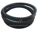 AX28 Cogged V-Belt <br />8.710-727.0