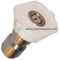 Size 4.5 White Quick Connect Pressure Washer Nozzle 8.712-352.0