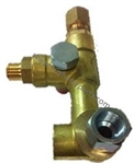 Hotsy Pressure Regulating Unloader Valve 8.715-494.0, Replaces 921461