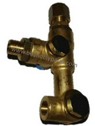 Hotsy Pressure Washer Pump Unloader Bypass Valve Replaces 921378