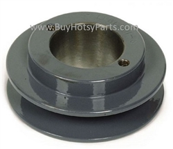 BK57H Cast Iron Sheave Pulley 8.715-567.0