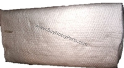 Hotsy Cut to Size Cerafelt Coil Insulation 8.717-451.0
