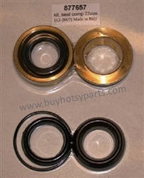 Hotsy Pressure Washer Pump Complete V Seal Kit 8.717-600.0, Replaces 877657