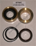 Hotsy Pump 25mm Complete V Seal Packing Repair Kit 8.717-605.0, Replaces 877647