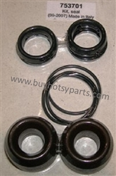 Hotsy Pressure Washer Pump Seal Kit 8.717-641.0 Replaces 9.802-622.0
