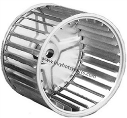 8.717-835.0 Blower Wheel Fan