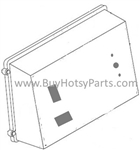 8.719-947.0.0 Hotsy Electrical Control Box Front