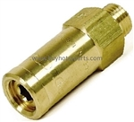 Pressure Washer Pump Safety Relief Valve 2400 PSI Pop-Off Valve 8.722-193.0
