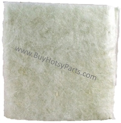 Hotsy Pressure Washer Coil Wrap Blanket Insulation 8.725-506.0
