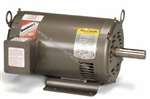 Baldor Electric Motor 5 HP 1725 RPM 230/460 Volt Three Phase TEFC 8.751-318.0