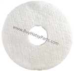 Hotsy Bottom Disc Coil Base Pancake Insulation 8.751-741.0