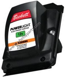 8.751-788.0 Beckett 12 Volt DC Powerlight Electronic Oil Igniter 5218309U Replaces Beckett 5049