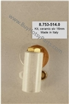 Hotsy Pump Ceramic Plunger Sleeve Repair Kit 8.753-514.0