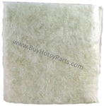 Hotsy Aluminum Back Insulation 8.754-366.0