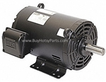 WEG Electric Motor 5 HP 1760 RPM 200 Volt 3 Phase 8.755-598.0