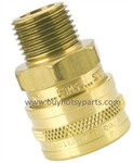 Foster 1/4 Brass Quick Connect Socket 8.756-030.0