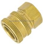Foster 1/2 FPT Brass Quick Connect Socket 8.756-034.0