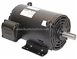 WEG Electric Motor 20 HP 1800 RPM 230 / 460 Volt 3 Phase 8.756-431.0