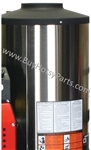 Hotsy Stainless Steel Coil Tank Wrap 8.911-804.0