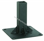 Hotsy Hose Reel Base Mount Bracket 8.919-434.0