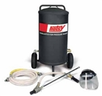 Hotsy Industrial Wet Sandblasting System, 8.923-694.0, Includes Sand Container Hopper