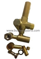 9.175-018.0 Universal Pressure Washer Pump Unloader Bypass Valve used on Landa, Hotsy, Karcher and most other pressure washers