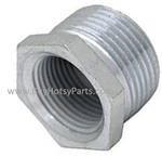 1/2 MPT x 3/8 FPT Steel Reducer Bushing 9.802-045.0