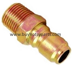 "Brass 3/8"" Male Quick Disconnect Nipple 9.802-171.0"