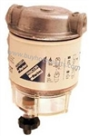 9.802-212.0 Universal Fuel Water Separator Diesel Filter, uses Racor R12T Filter Element