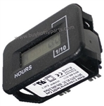 120 Volt Universal Pressure Washer Hour Meter 9.802-283.0, Used on Hotsy, Landa, Karcher and Cuda cleaning equipment