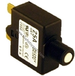 9.802-485.0 Circuit Breaker Reset Switch for hot water pressure washer control panels, 25 amps