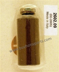 9.802-614.0 Hotsy Pump 25mm Ceramic Plunger Sleeve Repair Kit Replaces 877652, 70-260203, 70-260209
