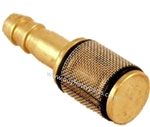 Brass Chemical and Detergent Filter with Check Valve 9.803-672.0
