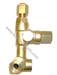 Hotsy Pressure Washer Unloader Valve 9.803-899.0 Replaces 5-3329