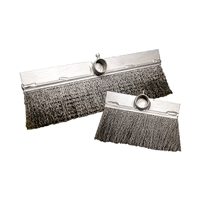 Cremation Chamber Clean-out Strip Brush | MortuaryMall.com